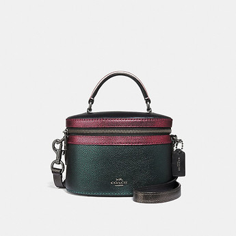 Image of Coach Australia  TRAIL BAG IN COLORBLOCK