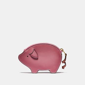 Image of Coach Australia  PIG COIN CASE