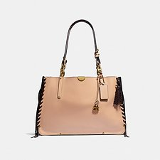 Image of Coach Australia B4/NUDE PINK DREAMER TOTE 36