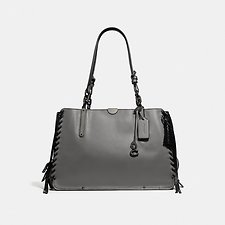 Image of Coach Australia V5/HEATHER GREY DREAMER TOTE 36