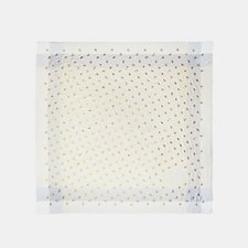 Image of Coach Australia CHALK ROSE FOIL WINDOWPANE CHALLIS