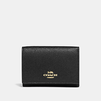 Image of Coach Australia  SMALL FLAP WALLET