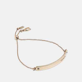 Image of Coach Australia  BAR SLIDER BRACELET
