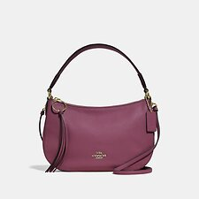 Image of Coach Australia GD/DUSTY PINK SUTTON CROSSBODY