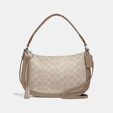 Image of Coach Australia LHPVT SUTTON CROSSBODY IN SIGNATURE CANVAS