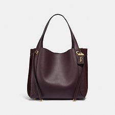 Image of Coach Australia B4/OXBLOOD HARMONY HOBO