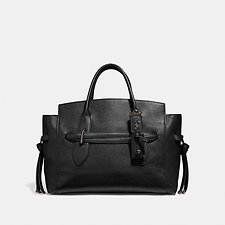 Image of Coach Australia V5/BLACK SHADOW CARRYALL