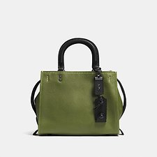 Image of Coach Australia BP/UTILITY ROGUE 25 IN GLOVETANNED PEBBLE LEATHER