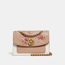 Image of Coach Australia B4/BEECHWOOD MULTI PARKER WITH FLORAL PRINT
