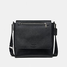 Image of Coach Australia SV/BLACK KENNEDY MAP BAG