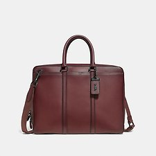 Image of Coach Australia JI/WINE METROPOLITAN SLIM BRIEF