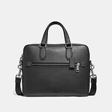 Image of Coach Australia SV/BLACK KENNEDY BRIEF
