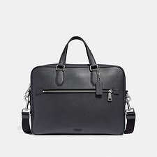 Image of Coach Australia SV/MIDNIGHT NAVY KENNEDY BRIEF 40
