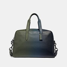 Image of Coach Australia JI/OLIVE/NAVY METROPOLITAN SOFT CARRYALL WITH OMBRE