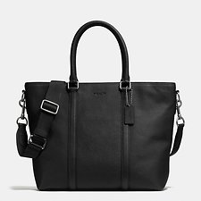 Picture of METROPOLITAN TOTE IN PEBBLE LEATHER
