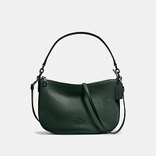 Picture of CHELSEA CROSSBODY IN PEBBLE LEATHER