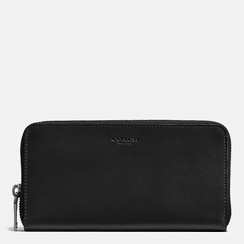 Image of Coach Australia  ACCORDION WALLET IN SPORT CALF LEATHER