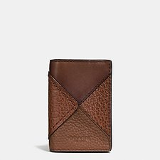 Picture of BIFOLD CARD CASE IN CANYON QUILT