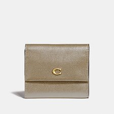 Image of Coach Australia B4/BEECHWOOD SMALL FLAP WALLET