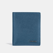 Image of Coach Australia LIGHT DENIM SLIM WALLET