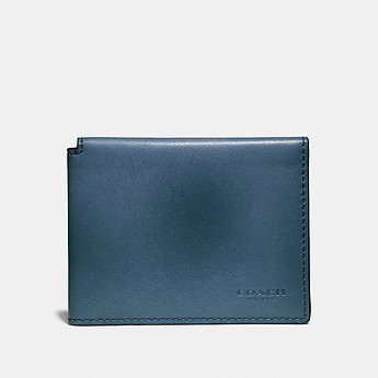 Image of Coach Australia  TRIFOLD CARD WALLET