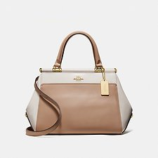 Image of Coach Australia GD/BEECHWOOD MULTI GRACE BAG IN COLORBLOCK