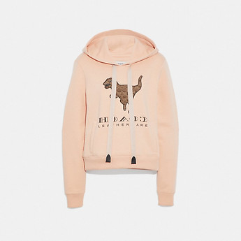 Image of Coach Australia  SIGNATURE REXY SWEATSHIRT