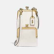 Image of Coach Australia  DOUBLE FRAME CROSSBODY 12