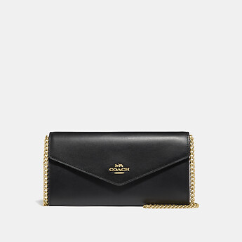 Image of Coach Australia  ENVELOPE CHAIN WALLET