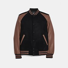 Image of Coach Australia  VARSITY JACKET