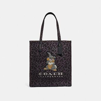 Image of Coach Australia  DISNEY X COACH THUMPER TOTE