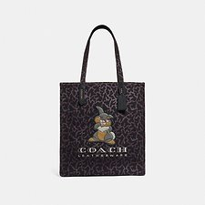 Image of Coach Australia GM/BLACK DISNEY X COACH THUMPER TOTE
