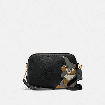 Image of Coach Australia  DISNEY X COACH CAMERA BAG WITH THUMPER