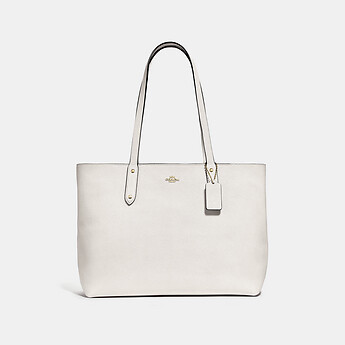 Image of Coach Australia  CENTRAL TOTE WITH ZIP