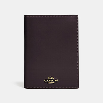 Image of Coach Australia  PASSPORT CASE
