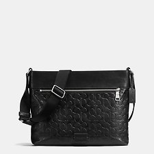 Picture of SAM CROSSBODY IN SIGNATURE SPORT CALF LEATHER