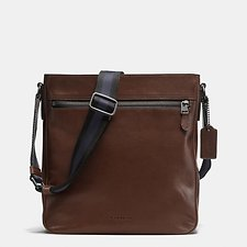 Picture of METROPOLITAN CROSSBODY IN SPORT CALF LEATHER