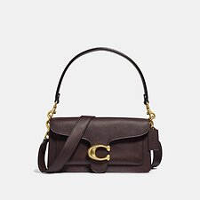 Image of Coach Australia B4/OXBLOOD TABBY SHOULDER BAG 26