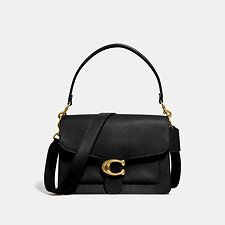 Image of Coach Australia B4/BLACK TABBY SHOULDER BAG
