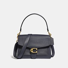 Image of Coach Australia B4/MIDNIGHT NAVY TABBY SHOULDER BAG
