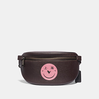 Image of Coach Australia  BELT BAG WITH REXY BY YETI OUT