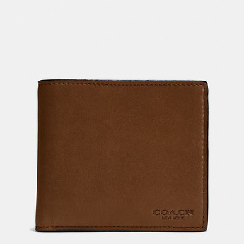 Image of Coach Australia  Coin Wallet In Leather