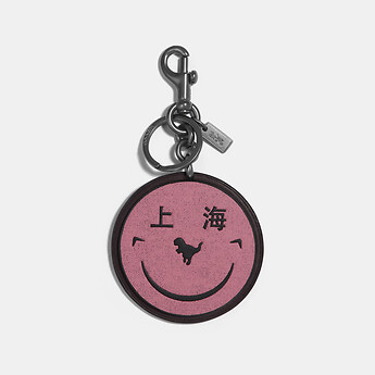 Image of Coach Australia  REXY BY YETI OUT BAG CHARM