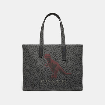 Image of Coach Australia  TOTE 42 WITH REXY BY SUI JIANGUO