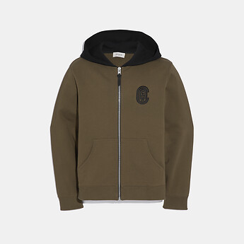 Image of Coach Australia  COACH GRAPHIC HOODIE
