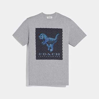 Image of Coach Australia  REXY BY ZHU JINGYI T-SHIRT