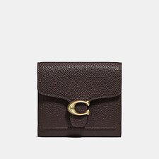 Image of Coach Australia B4/OXBLOOD TABBY SMALL WALLET