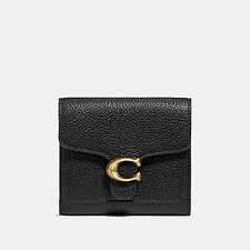 Image of Coach Australia B4/BLACK TABBY SMALL WALLET