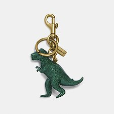 Image of Coach Australia B4/REXY GREEN REXY BAG CHARM