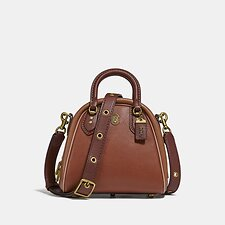 Image of Coach Australia B4/1941 SADDLE MULTI MARLEIGH SATCHEL 20 IN COLORBLOCK